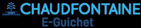 Logo E-guichet (démarches en ligne) de la commune de Chaudfontaine